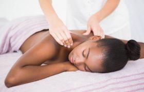 Back, Neck & Shoulder Massage £25 Throughout October