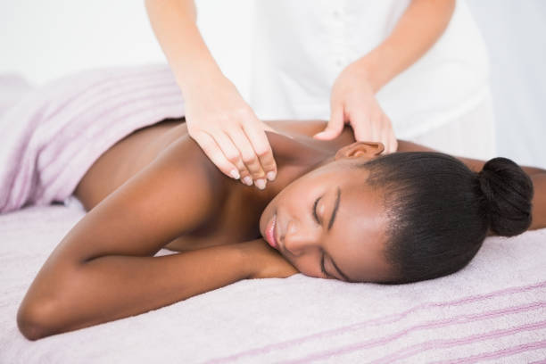 Back, Neck & Shoulder Massage £25 Throughout October