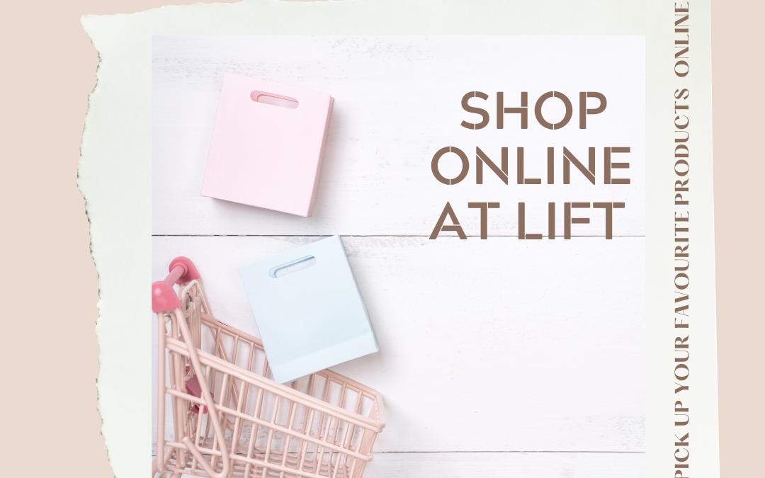 Shop Online At Lift