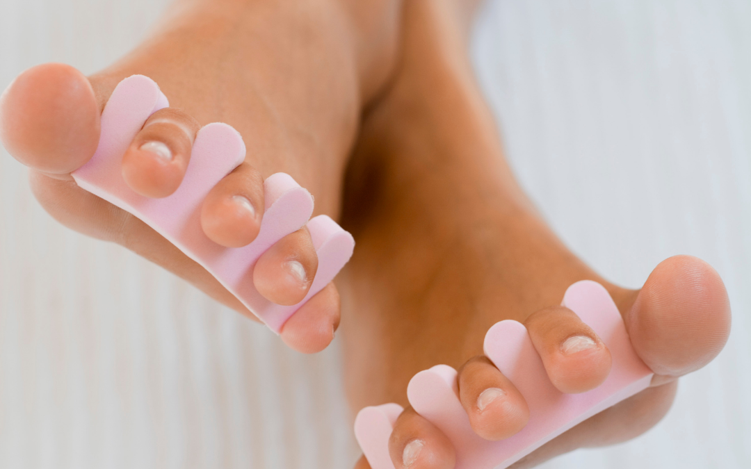 Be summer ready with a Footlogix Pedicure