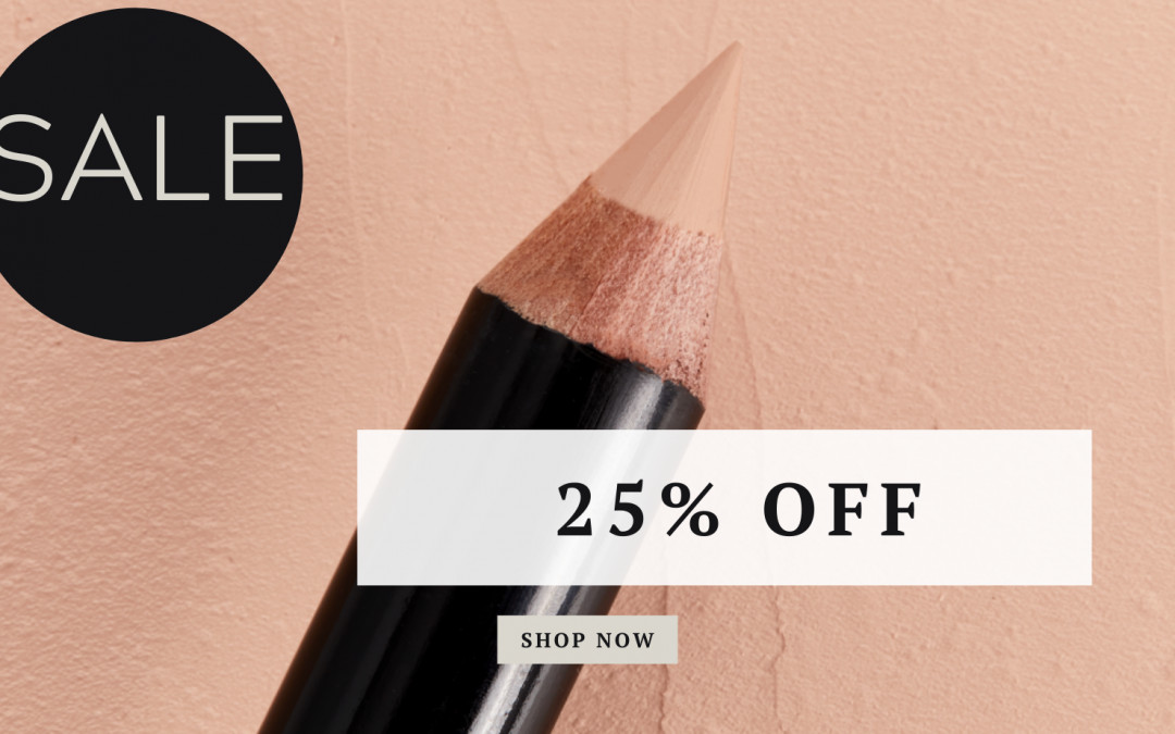 25% OFF HD BROW PRODUCTS